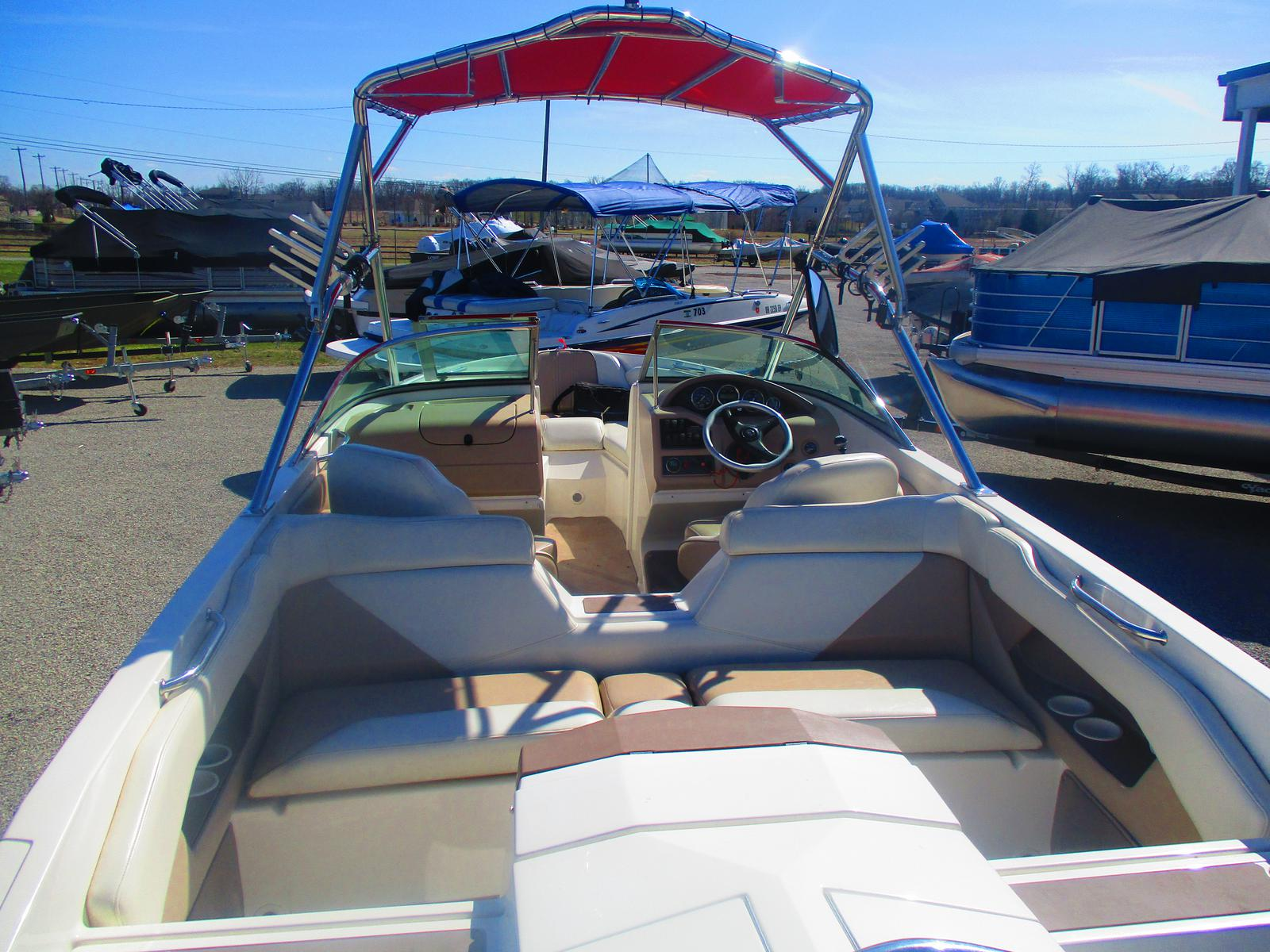2003 Regal boat for sale, model of the boat is SESSION 22XI & Image # 3 of 6