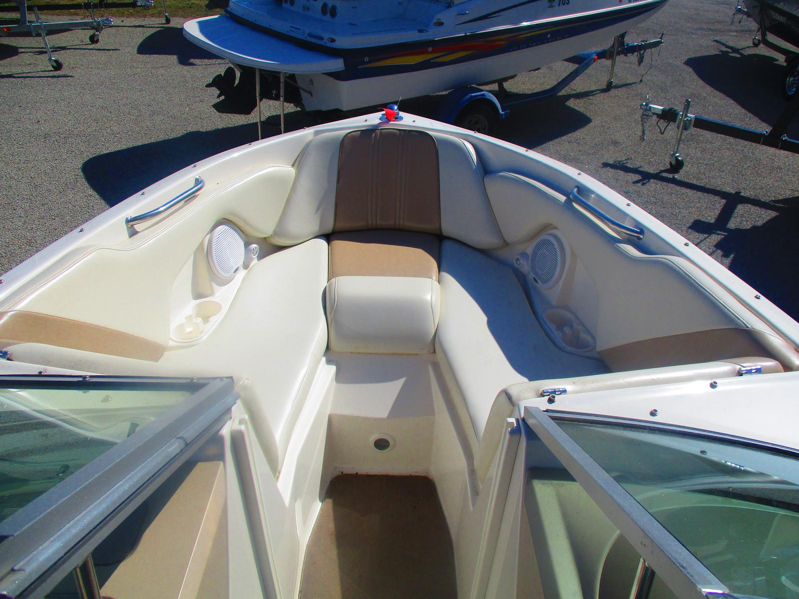2003 Regal boat for sale, model of the boat is SESSION 22XI & Image # 6 of 6