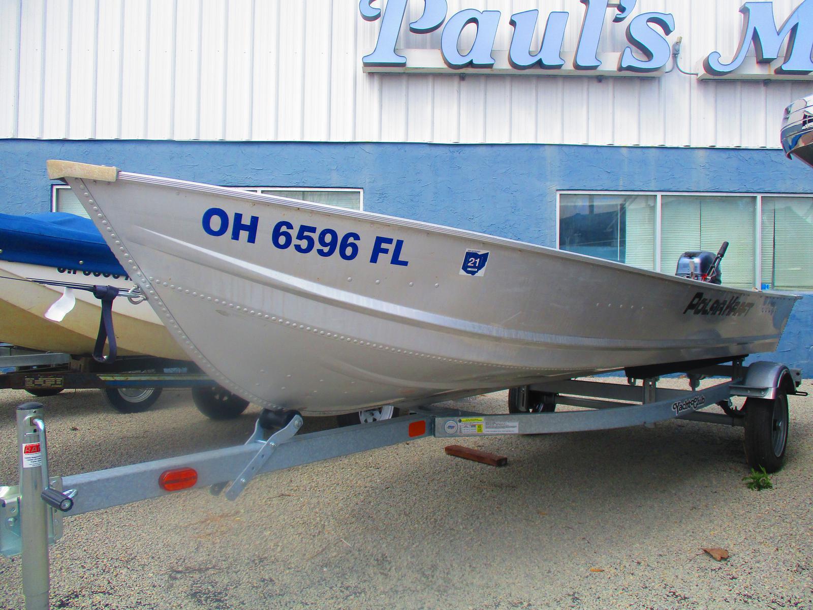 2014 Polar Kraft boat for sale, model of the boat is Dakota V 1260 & Image # 1 of 3