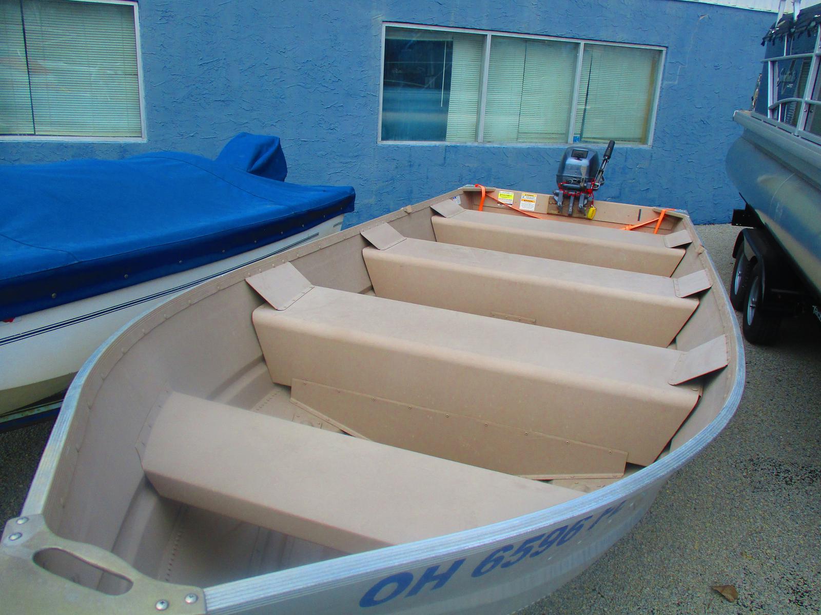 2014 Polar Kraft boat for sale, model of the boat is Dakota V 1260 & Image # 2 of 3
