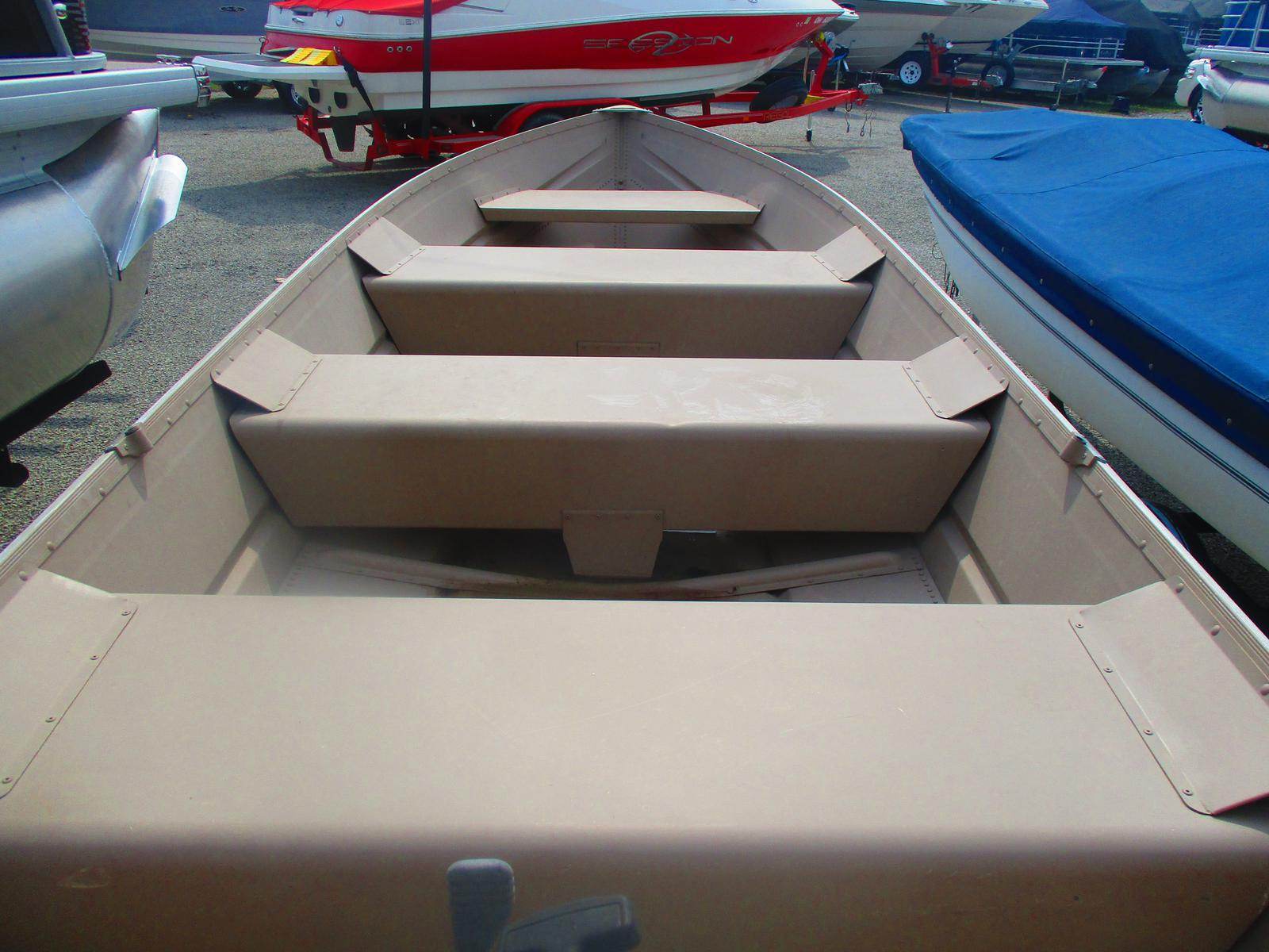 2014 Polar Kraft boat for sale, model of the boat is Dakota V 1260 & Image # 3 of 3