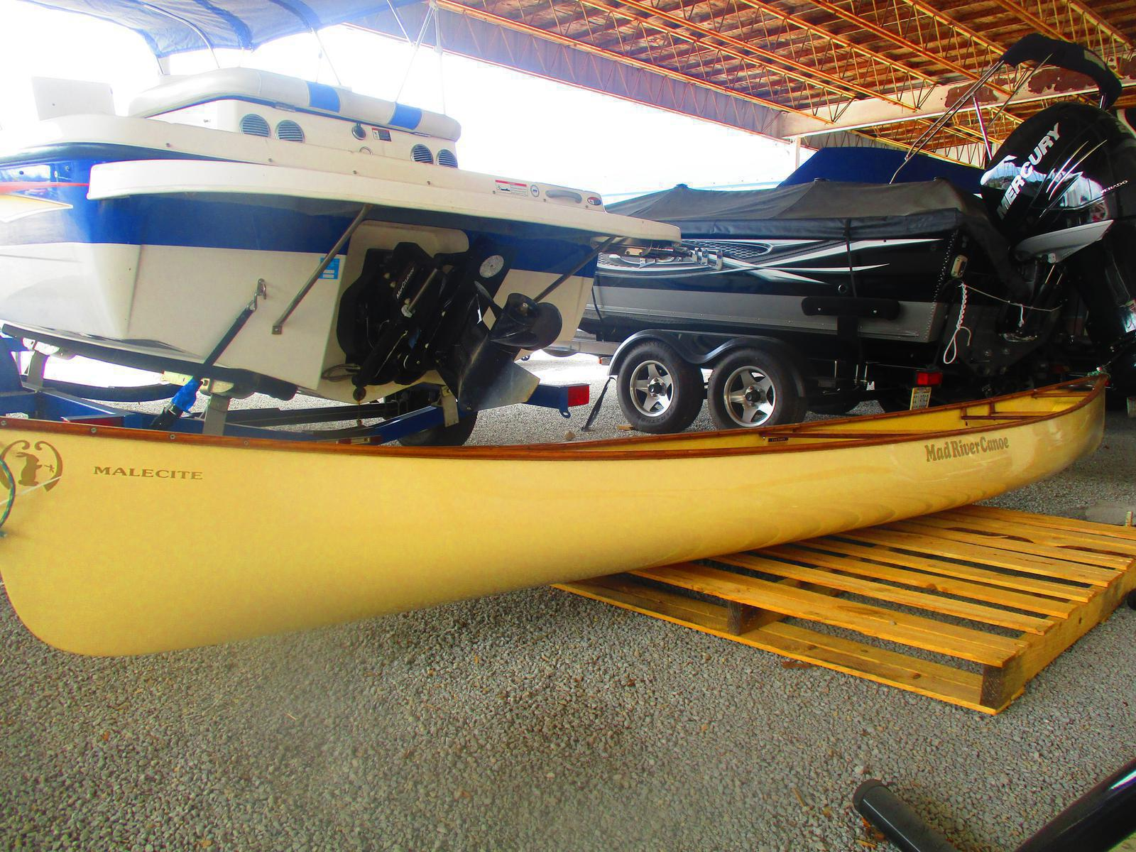 1995 Mad River boat for sale, model of the boat is 16 & Image # 1 of 3