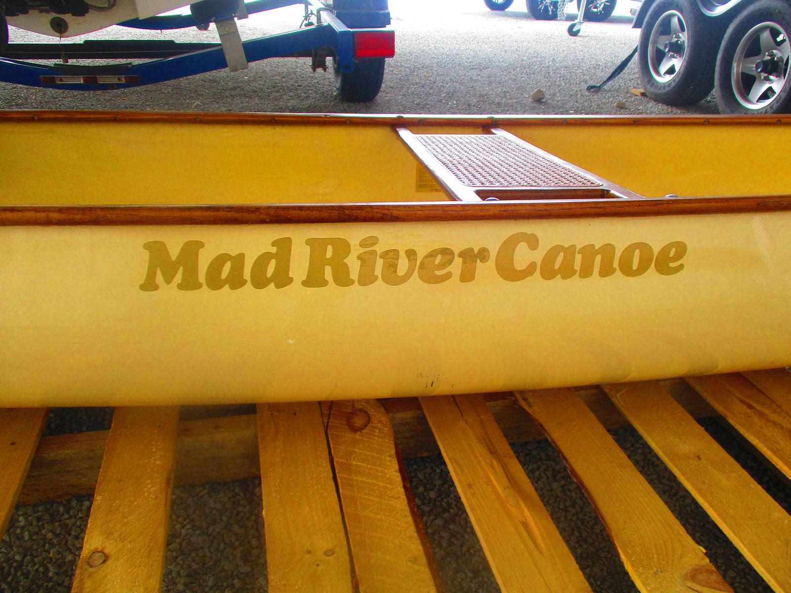 1995 Mad River boat for sale, model of the boat is 16 & Image # 2 of 3