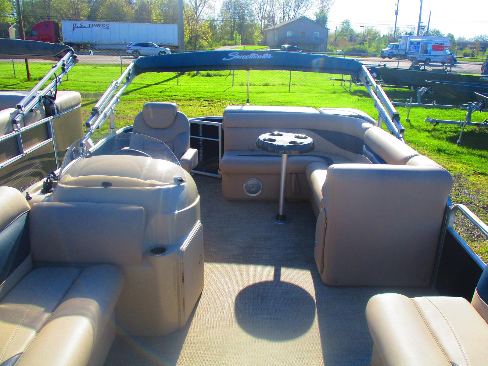 2016 Sweetwater boat for sale, model of the boat is SW 2086 & Image # 2 of 4