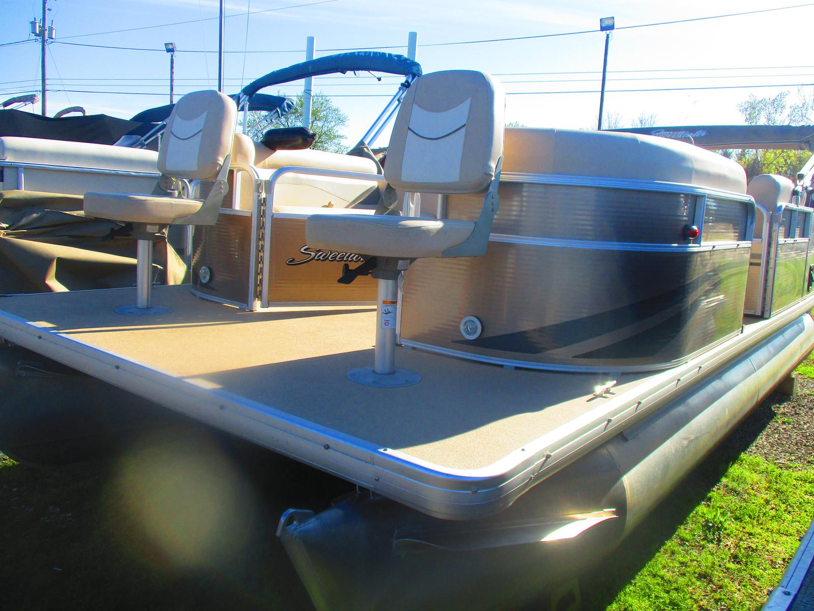 Used 2013 Sweetwater Sw 2086 Bf Paul S Marine Ohio
