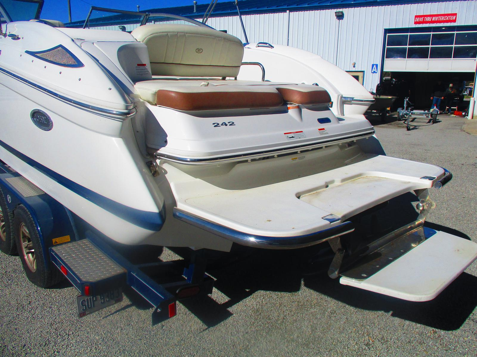 2012 Cobalt boat for sale, model of the boat is 242 & Image # 7 of 8