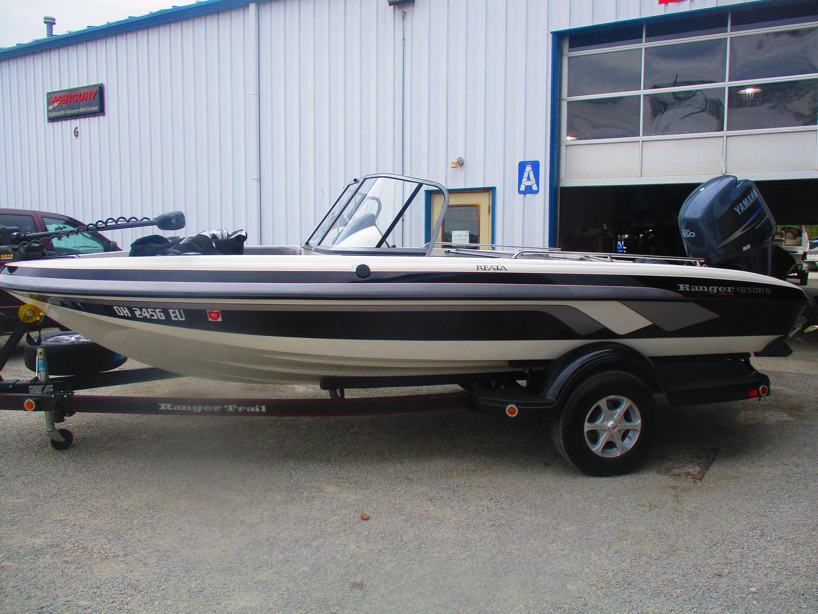 2011 RANGER BOATS 1850RS for sale