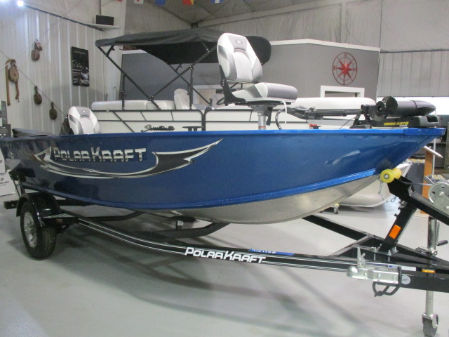 2018 Polar Kraft boat for sale, model of the boat is Outlander 156 T & Image # 2 of 4