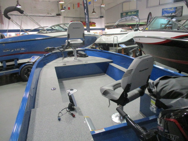 2018 Polar Kraft boat for sale, model of the boat is Outlander 156 T & Image # 3 of 4