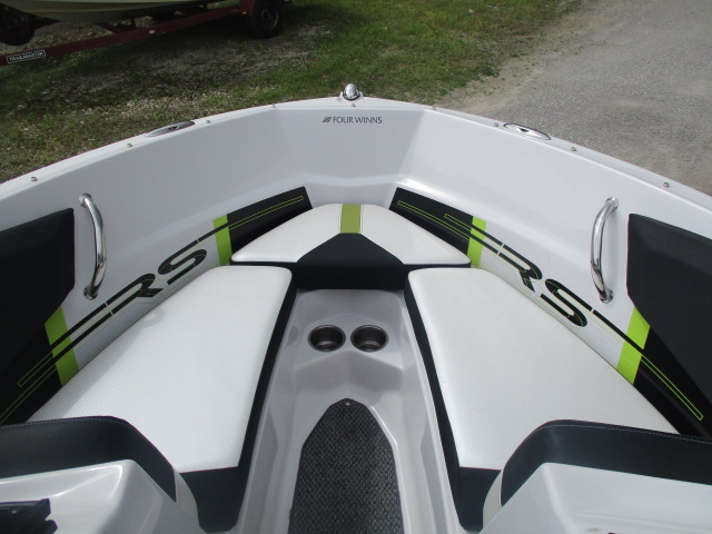 2013 Four Winns boat for sale, model of the boat is H180 & Image # 4 of 8