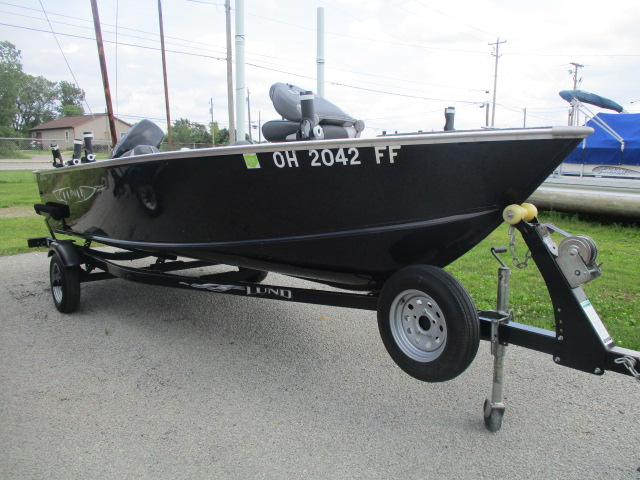 2012 Lund boat for sale, model of the boat is 1625 Rebel & Image # 1 of 4