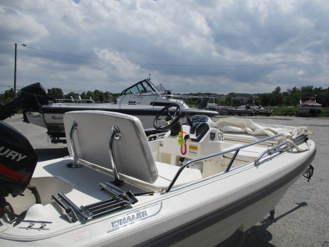 2002 Boston Whaler boat for sale, model of the boat is 120IM & Image # 7 of 9