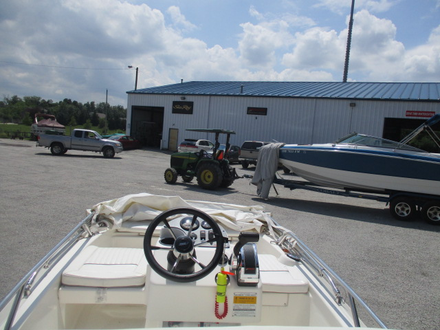 2002 Boston Whaler boat for sale, model of the boat is 120IM & Image # 8 of 9