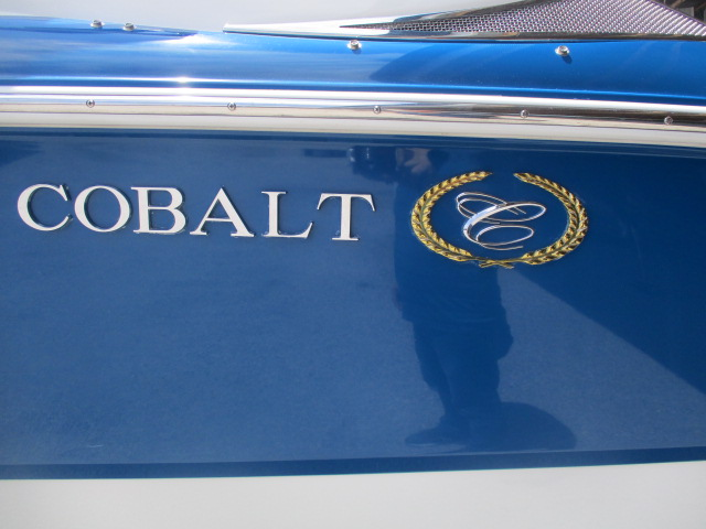 2003 Cobalt boat for sale, model of the boat is 240SD & Image # 12 of 12