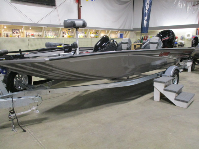 2020 Lowe boat for sale, model of the boat is Stinger 188 & Image # 1 of 11