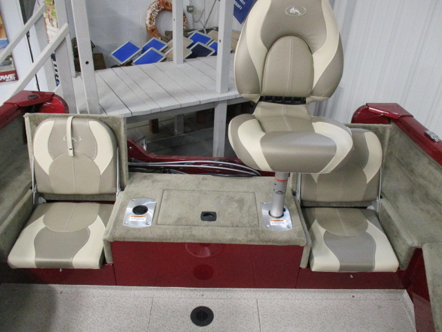 2021 Polar Kraft boat for sale, model of the boat is FRONTIER 179 WT JUMP & Image # 4 of 4
