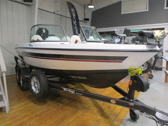 2021 Yar-Craft boat for sale, model of the boat is 186 TFX & Image # 1 of 5