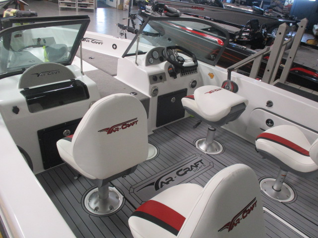 2021 Yar-Craft boat for sale, model of the boat is 186 TFX & Image # 3 of 5