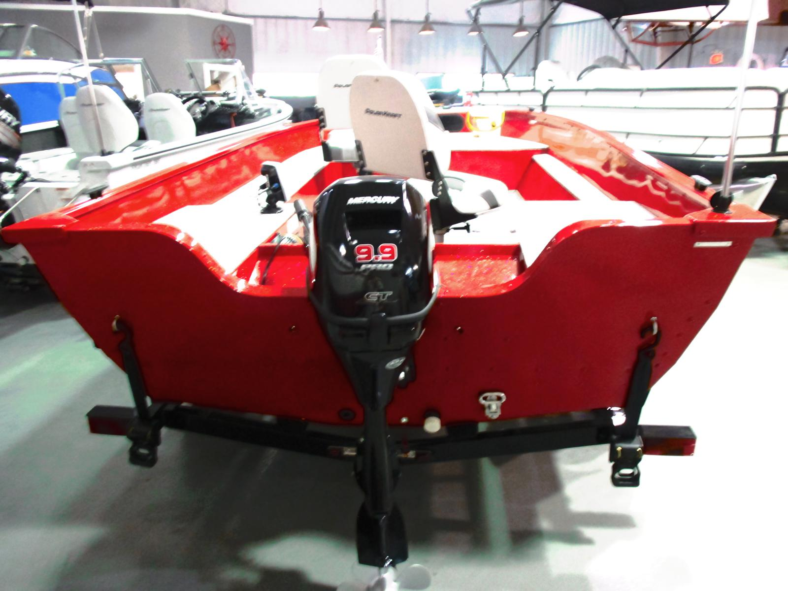 2018 Polar Kraft boat for sale, model of the boat is Outlander 156 T & Image # 2 of 3