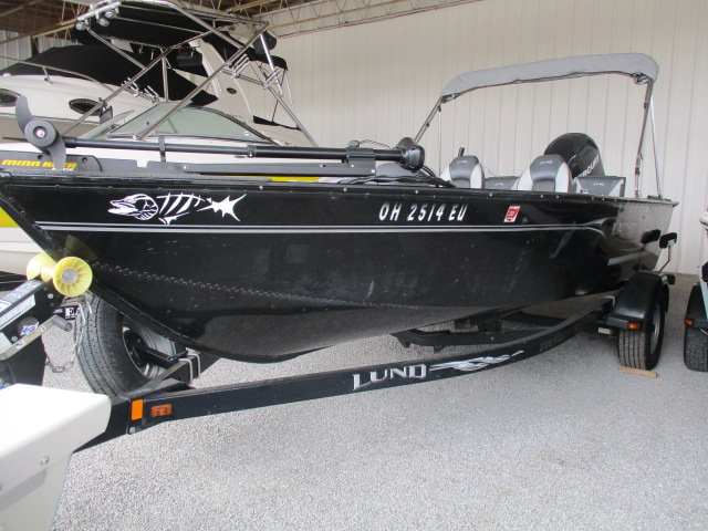 2011 LUND 1810 PREDATOR SS for sale