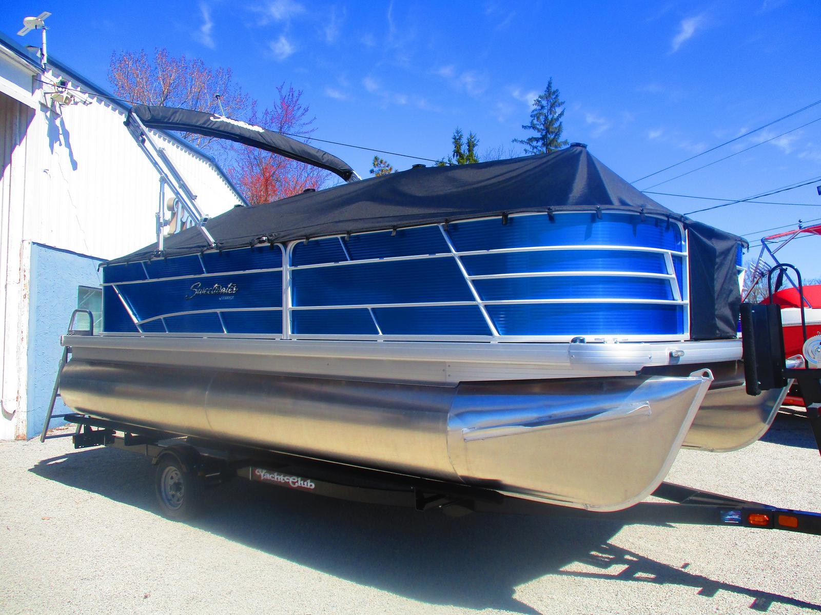 2019 Sweetwater boat for sale, model of the boat is SW 2086 F & Image # 1 of 2