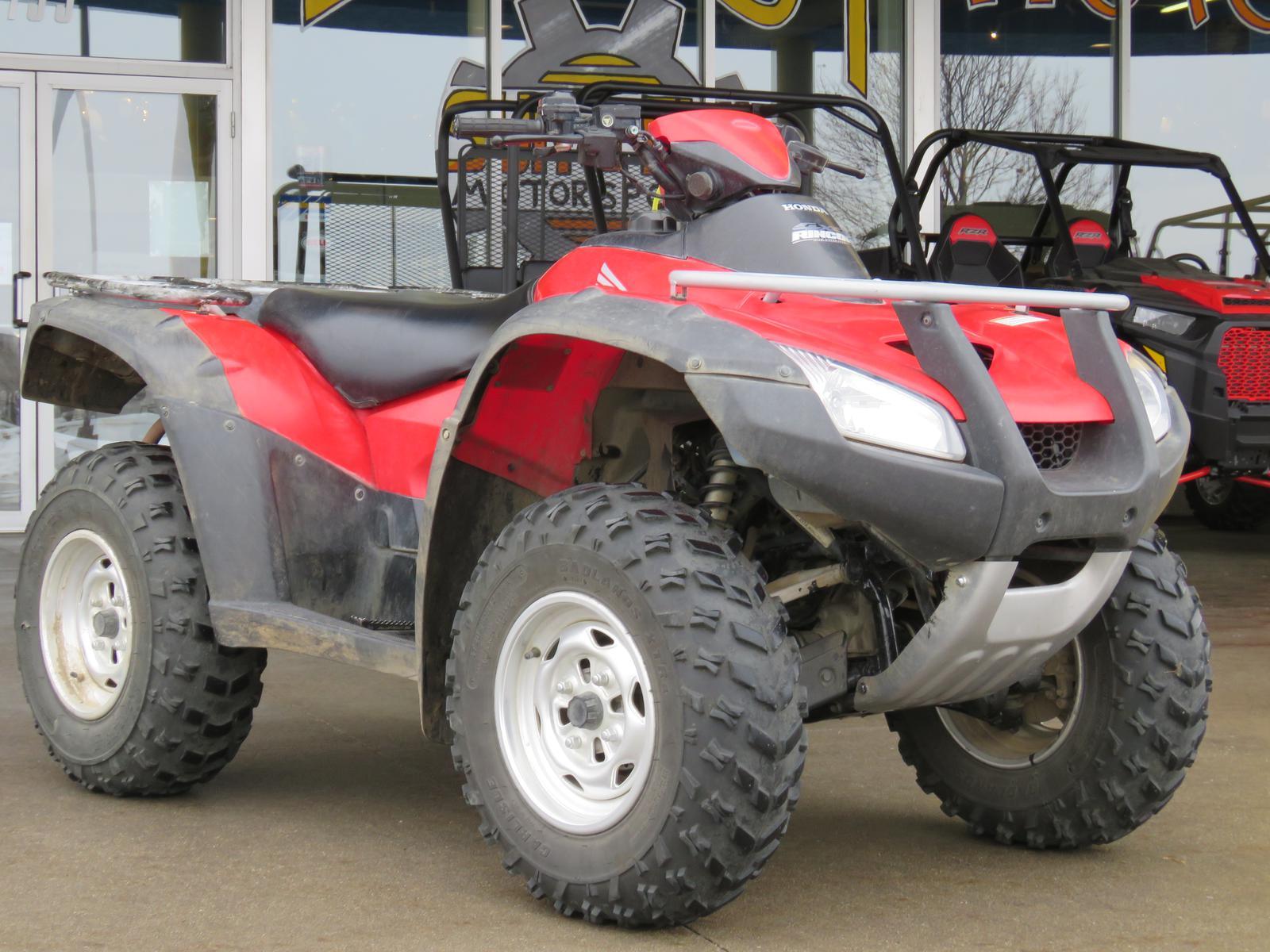 2012 Honda RINCON for sale in Iowa City IA