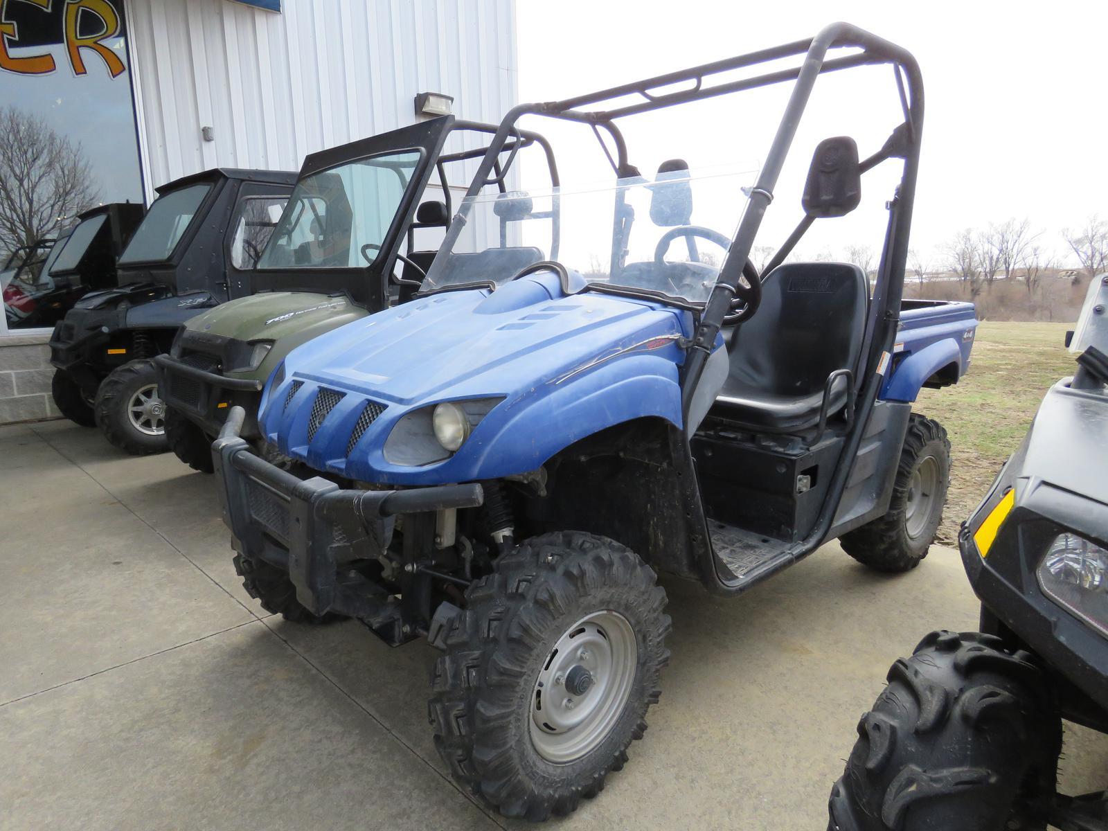 2009 Yamaha Rhino 700 For Sale In Iowa City Ia Sun Fun Fuel Filter Location 1 6