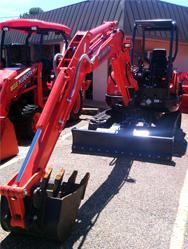 KX121挖掘机