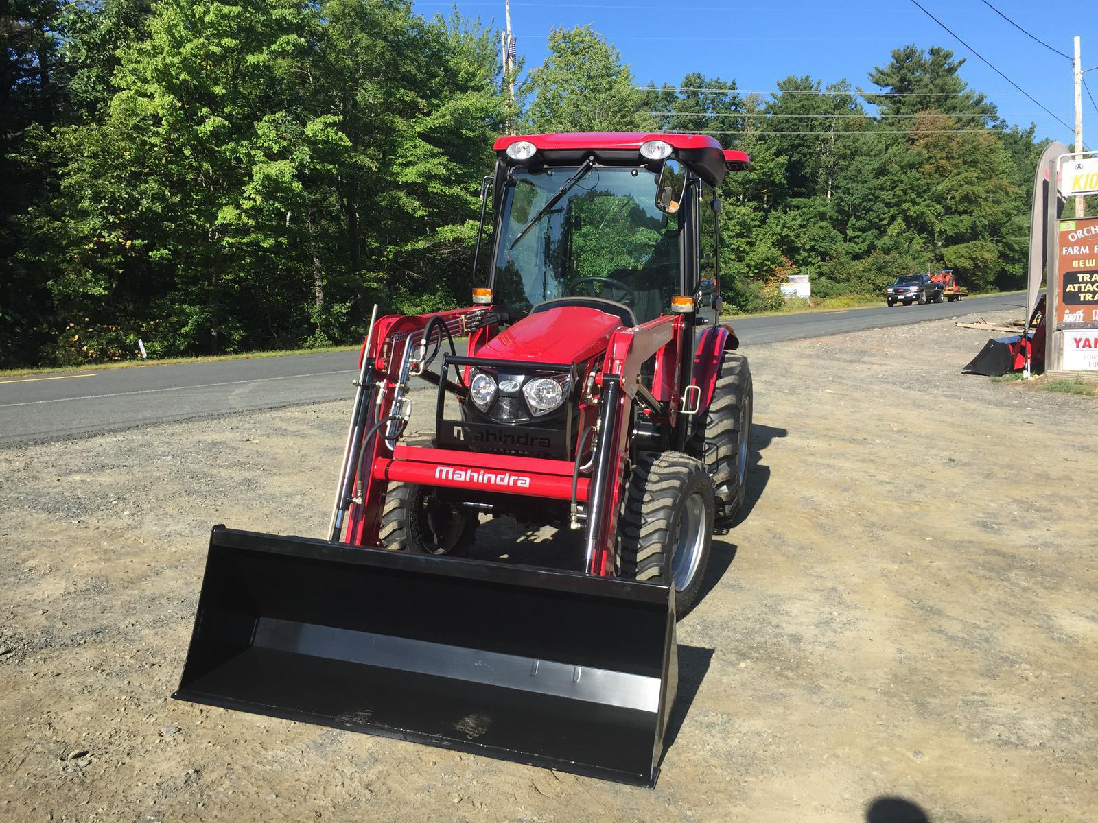 Mahindra 2638 Tractor Loader Cab 4x4 for sale in Belchertown