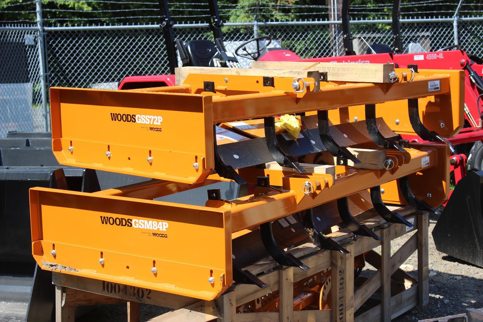 Woods BSS72 Box Scraper for sale in Belchertown, MA