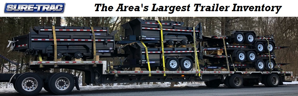 Area's Largest Trailer Inventory