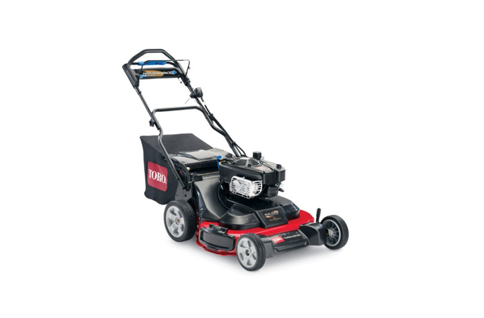 Self Propelled & Push-Mowers