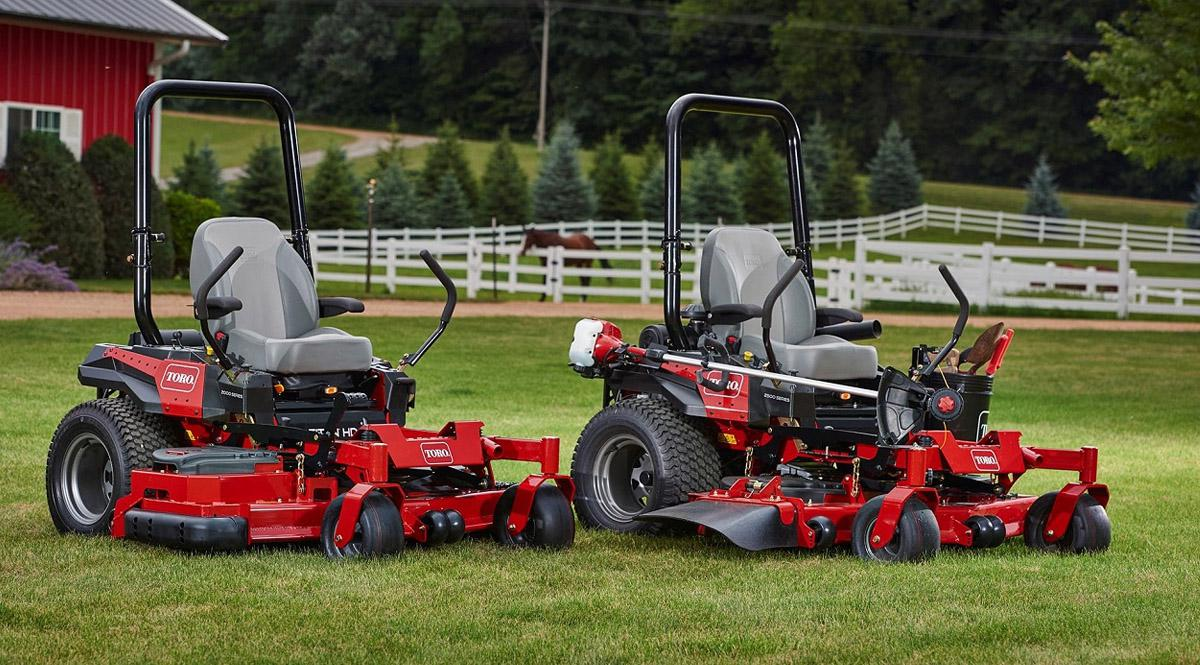 Your Job Deserves the Best. - Industries We Serve Commercial Landscaping Equipment & More