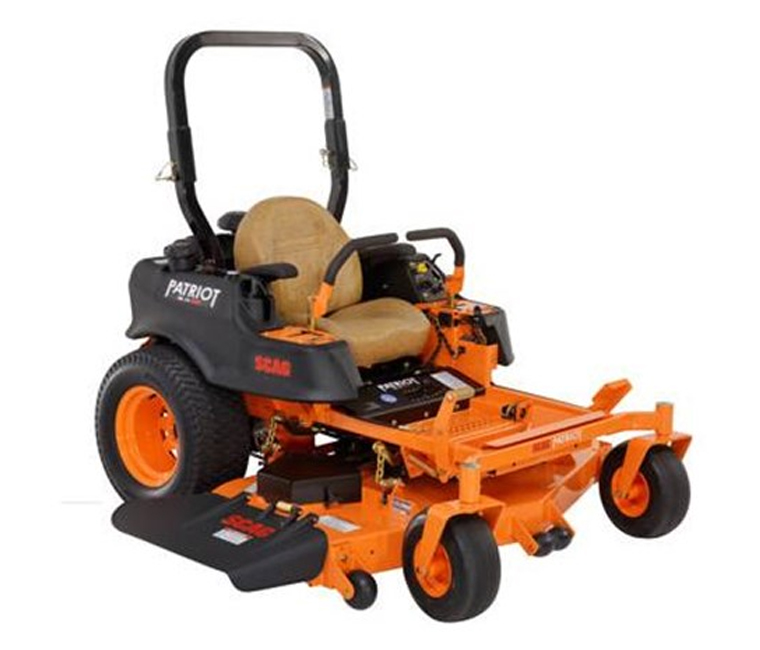 Scag Patriot Mowers