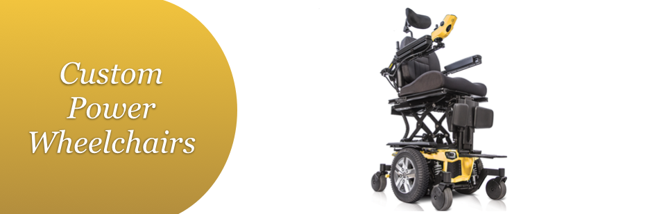 Custom Power Wheelchairs