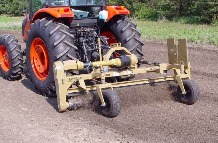 Agricultural Rakes