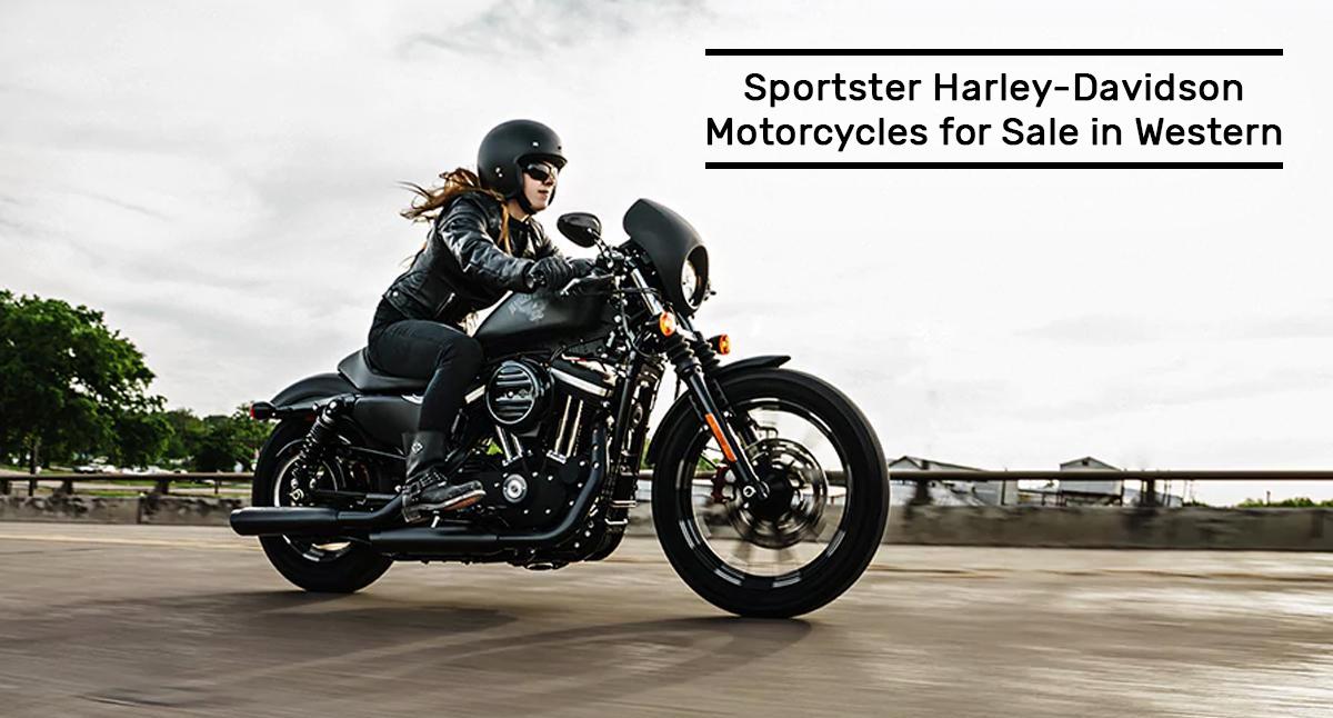 Harley-Davidson® Sportster Motorcycles