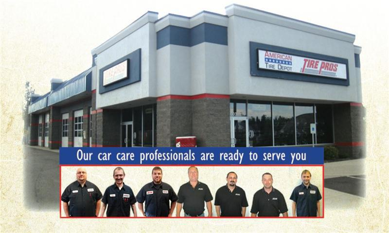 About American Tire Depot Tire Pros In Spokane Wa