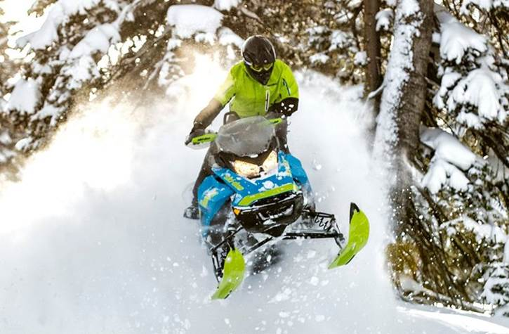 Ski-Doo Crossover Snowmobile