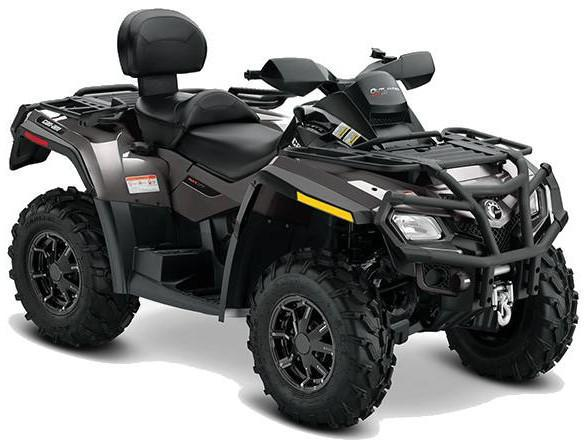 Can-Am Outlander® MAX 800R XT
