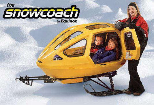 Equinox Snowcoach