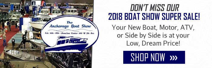 2018 Boat Show Super Sale!