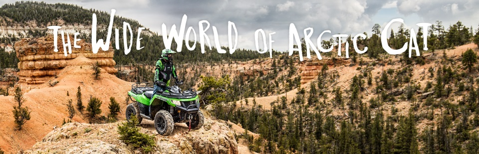 World of Arctic Cat