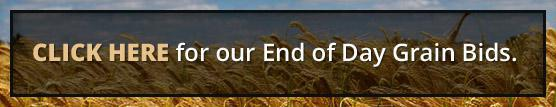 Click here for our End of Day Grain Bids!