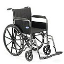 Manual Wheelchairs/Lightweight Manual Wheelchairs – Regular = Weight up to 220 lbs