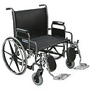Bariatric Manual Wheelchairs – Weight Over 220lbs