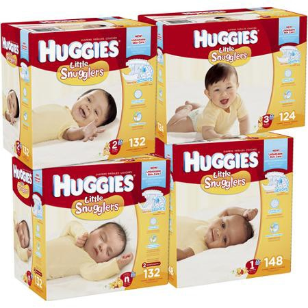 Huggies® Tab Closure Newborn - Child