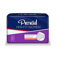 Adult Absorbent Underwear Prevail® Pull On Medium