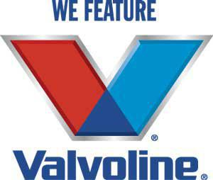 We Feature Valvoline