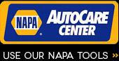 Click Here to Use Our NAPA Tools »
